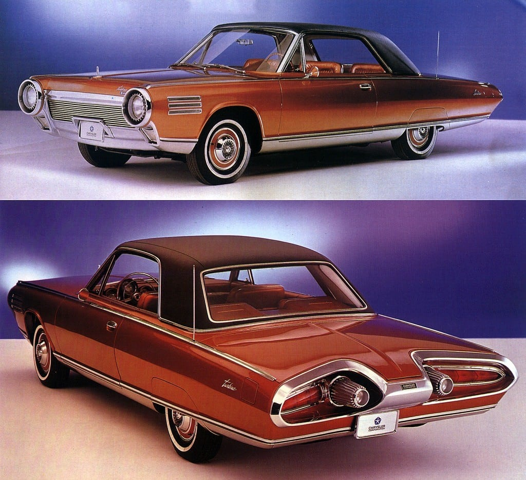 1963 Chrysler Turbine To Make Rare Appearance At Canadian
