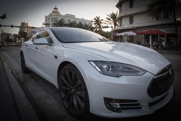 Tesla warranty upgrade