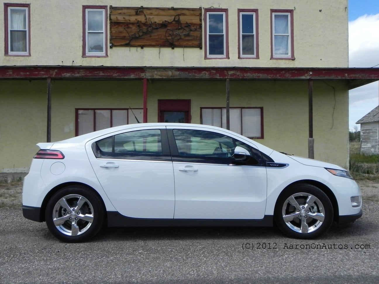 Top 5 Misconceptions About The Chevrolet Volt Chevy Gas