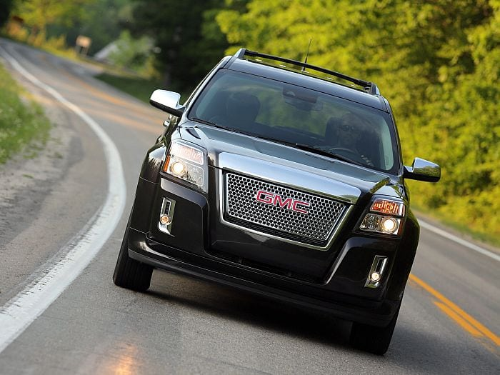 2013 GMC Terrain Review [VIDEO]