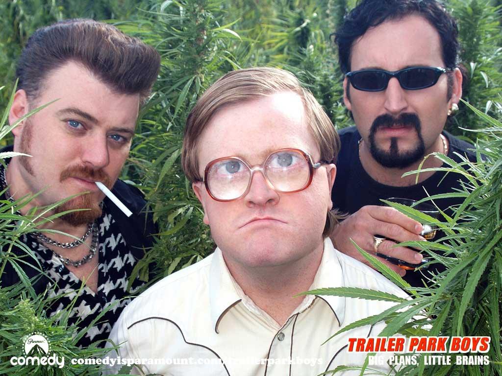 Trailer Park Boys Christmas.The Cars Of Trailer Park Boys