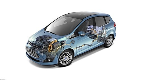 Test Drive, The Ford C-MAX Energi Plug-in Hybrid