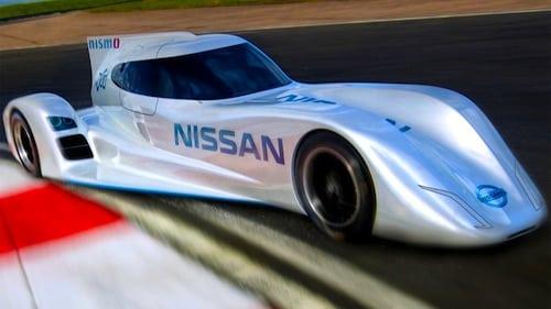 Nissan ZEOD_RC
