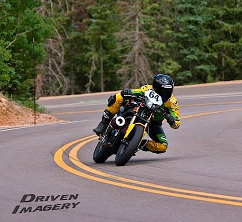 Jeremiah Johnson Pikes Peak 2013