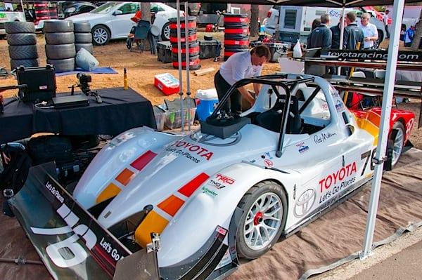 Toyota TMG P002