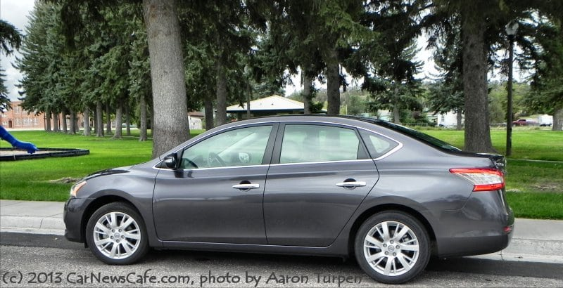 2013 Nissan Sentra SL – no surprises, and that's a good thing