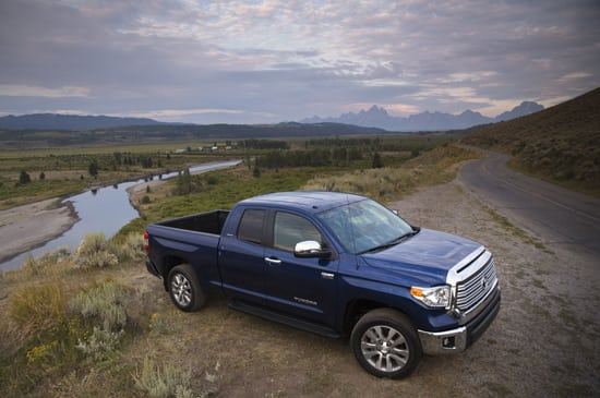 2014 Toyota Tundra First Take Review