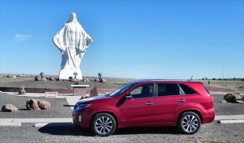 2014 Kia Sorento – the affordable, capable, posh crossover