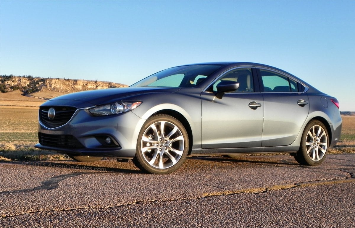 2014 Mazda6 is the smart kind of beautiful
