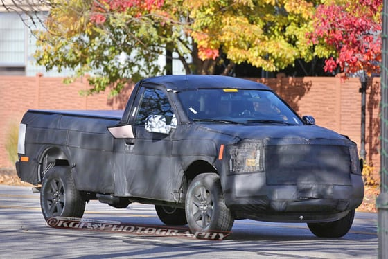 2015 Ford F-150 - Ford's Big Aluminum Gamble