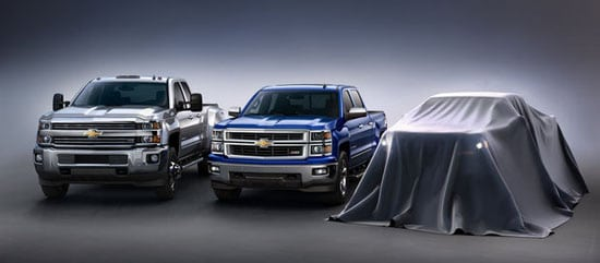 Chevy Colorado will Finally Unveiled at LA Auto Show - Big Deal or No?
