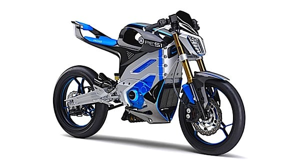 Yamaha's electric PES1