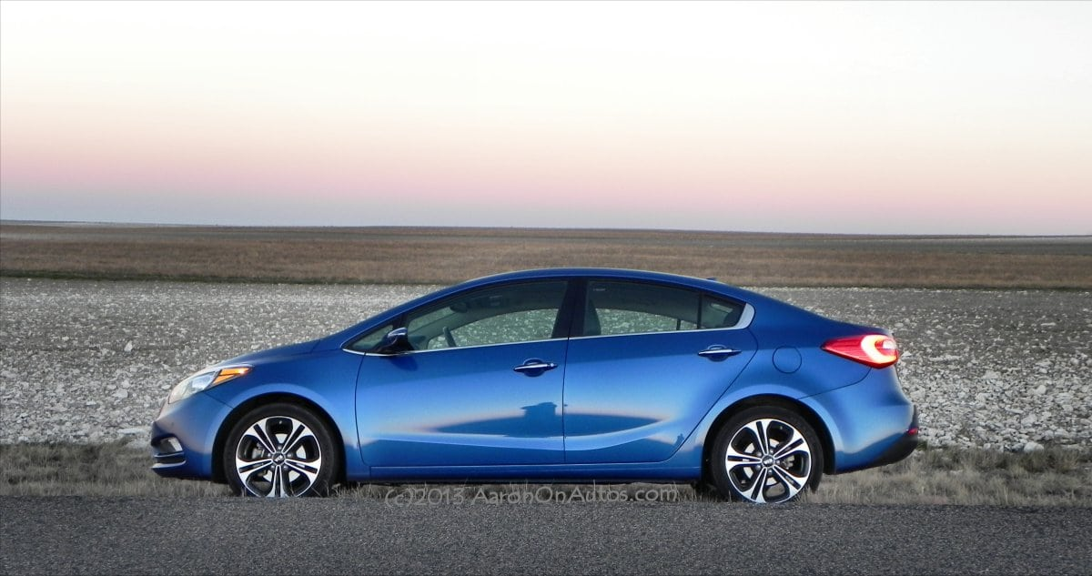 2014 Kia Forte EX – a well-refined small car