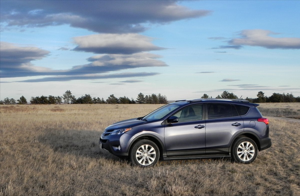2013 Toyota RAV4 Limited – sometimes little things add up