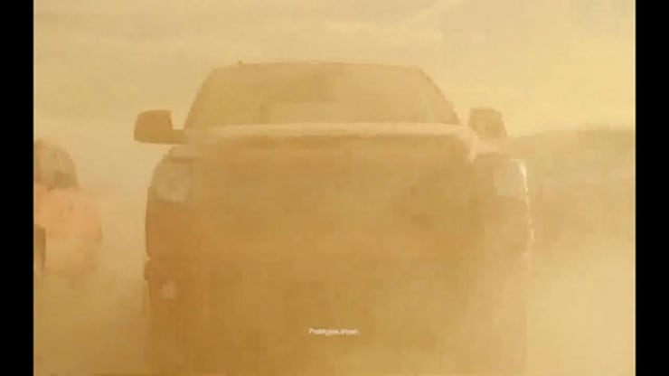 New Off-road Tacoma, Tundra TRD PRO Packages Teased