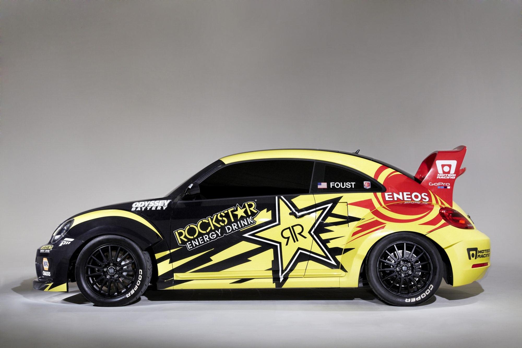 Tanner Foust Vw >> Huge Upset In Rallycross As Tanner Foust Leaves Ford For Vw
