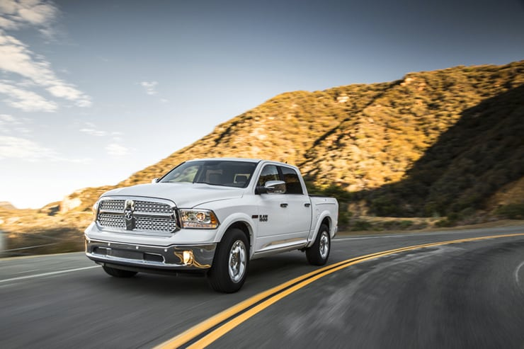 2014 Ram 1500 EcoDiesel Red Hot – Strong Preorders, High EPA MPG Numbers