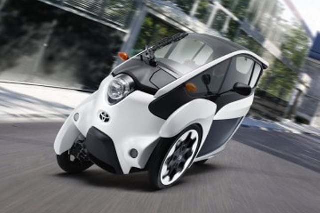 Toyota i-Road Radical EV Concept Begins Consumer Testing - What You Need to Know