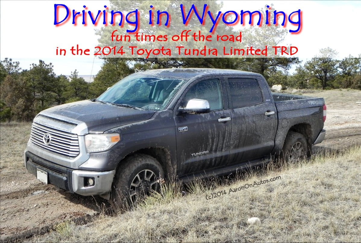 aaron goes offroad in the 2014 toyota tundra trd carnewscafe. Black Bedroom Furniture Sets. Home Design Ideas