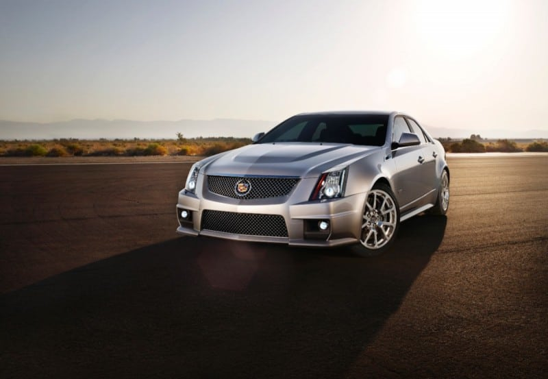 Change can be good: Redesigned Cadillac CTS adds twin turbo power, keeps luxurious looks and style