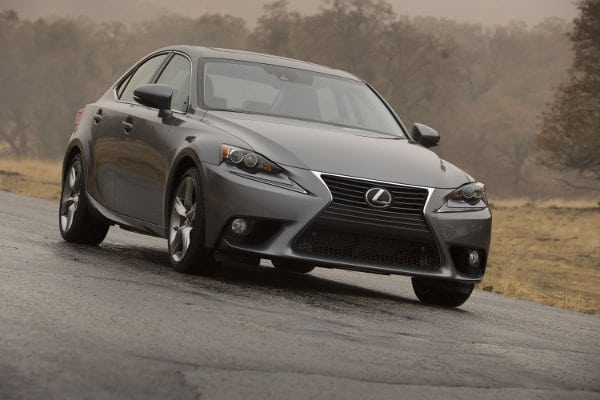 2014 Lexus IS250: European influence but still remains very much a Lexus
