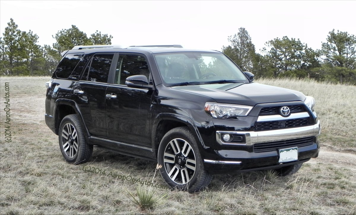 2014 Toyota 4runner Limited A Square Peg In A Round Hole