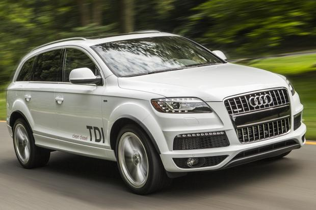 Clean diesel tech is Something to brag about – 2014  Audi Q7 Review
