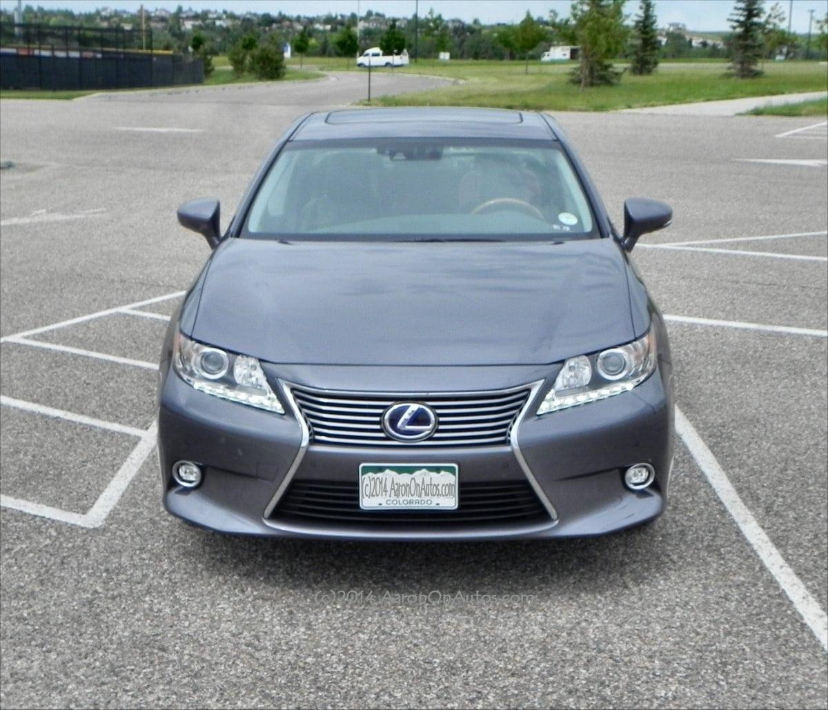 2014 Lexus Es 300h: 2014 Lexus ES 300h Is One Fine Automobile