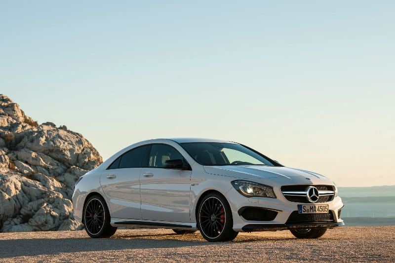2014 mercedes benz cla