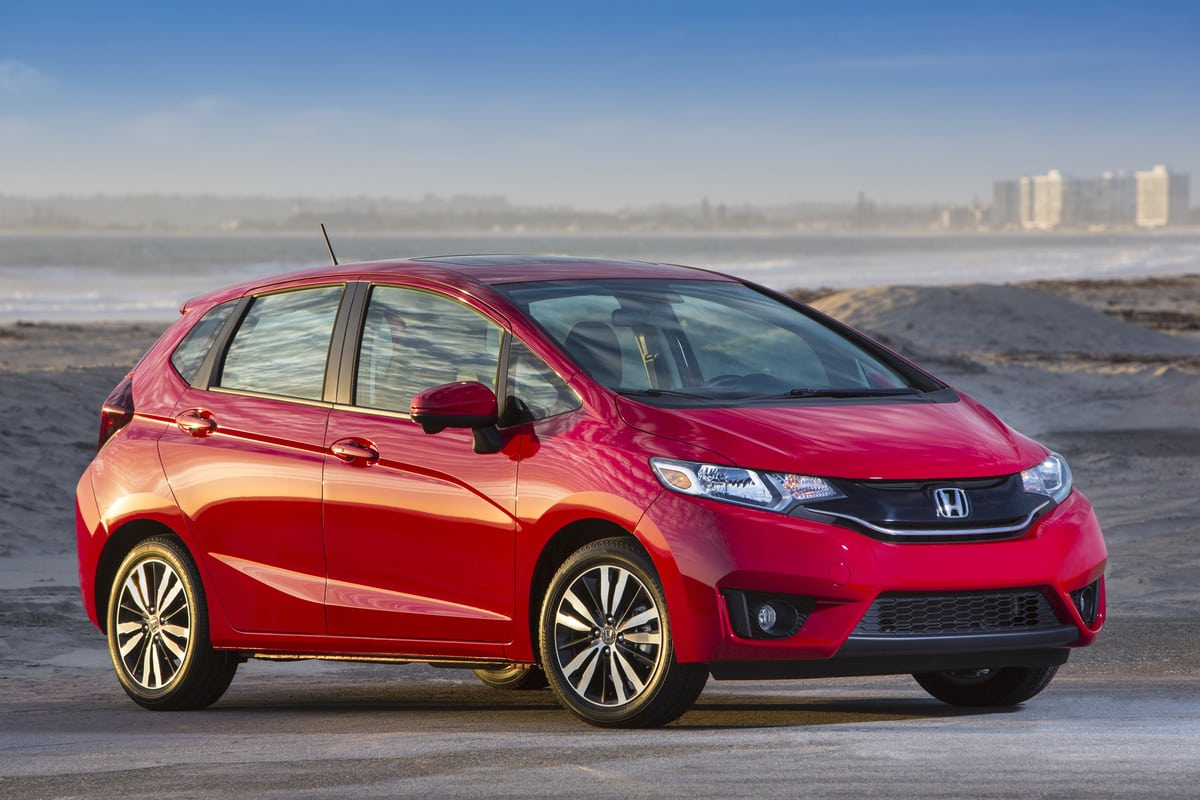 2015 Honda Fit  – Roomier, Better Looks, & Improved MPG