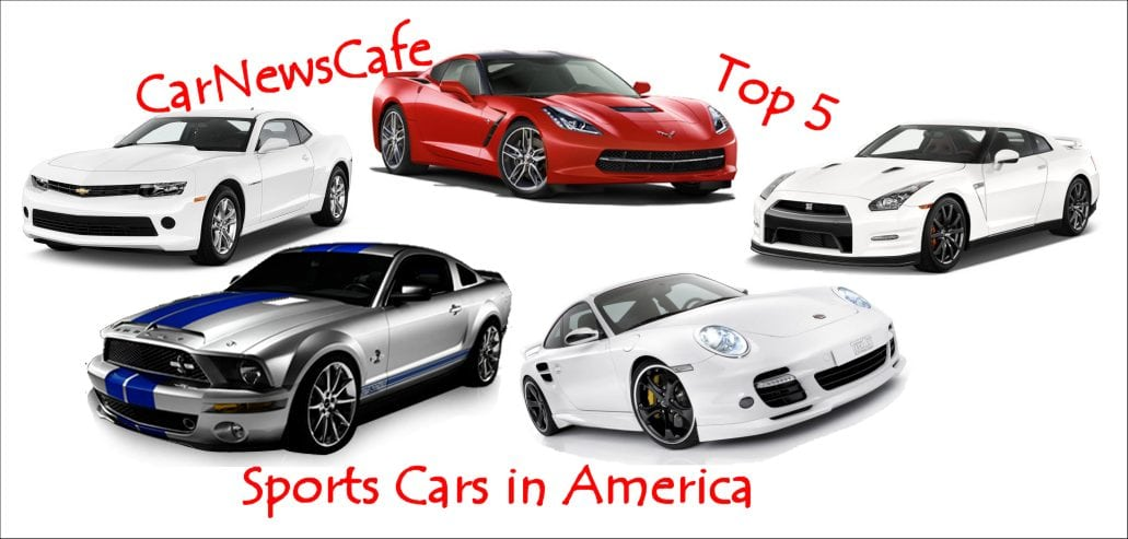 Amazing Top 5 Most Popular Sports Cars In America