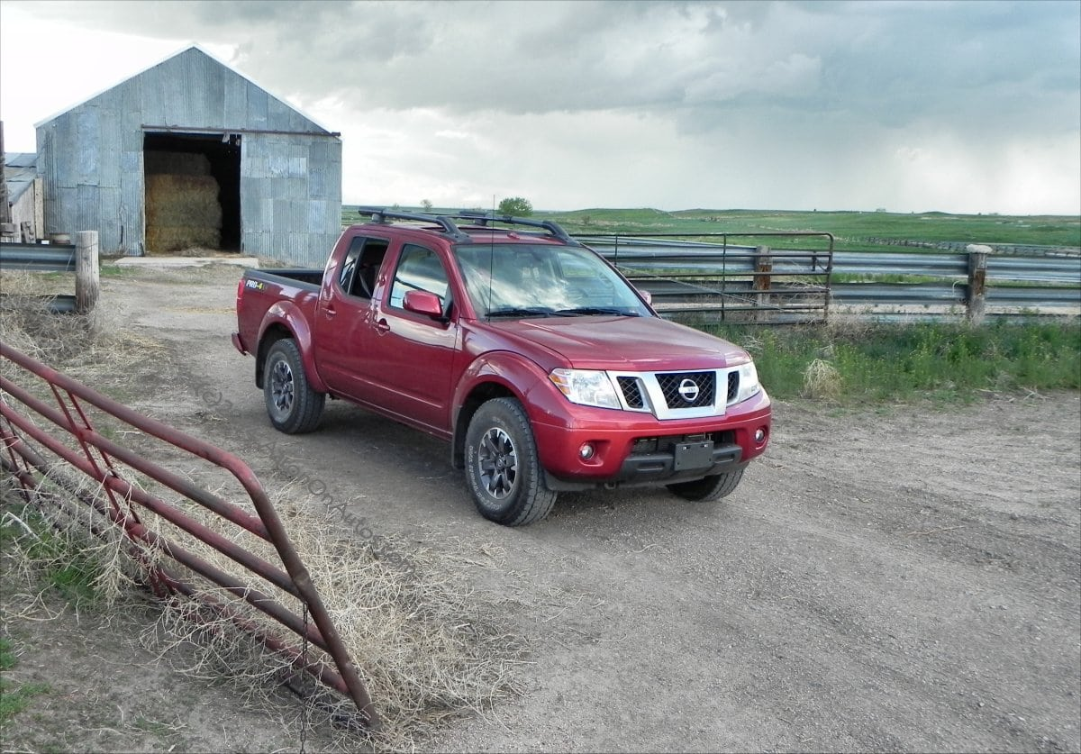 2014 Nissan Frontier Pro-4X is still a fun little offroad devil