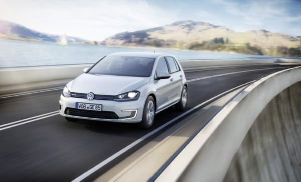 E-Golf comes to the US