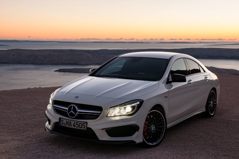 2014 Mercedes Benz CLA250 Review – Offers Luxury at a Start-Up price
