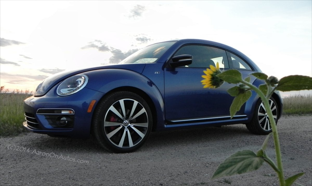 2014 Volkswagen Beetle R-Line – The Manly Beetle