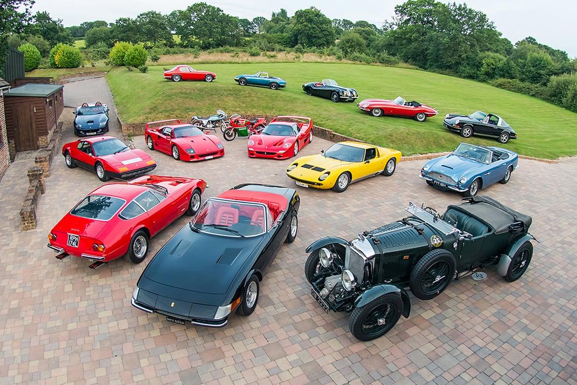 Jaguar E Type For Sale >> Salon Prive Sale promises some of Europe's finest classics at auction - CarNewsCafe