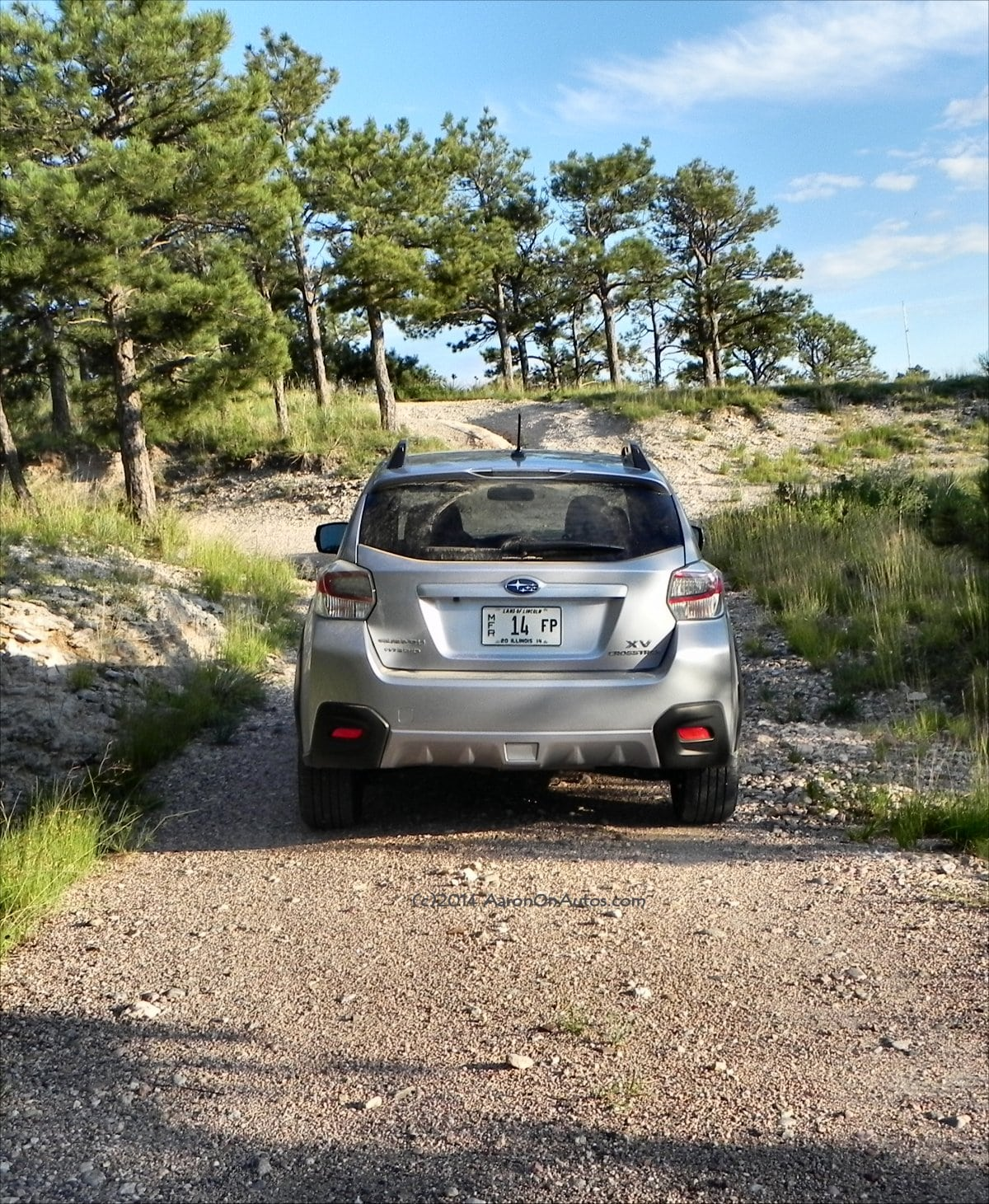 2014 Subaru XV Crosstrek Hybrid Is A Good First