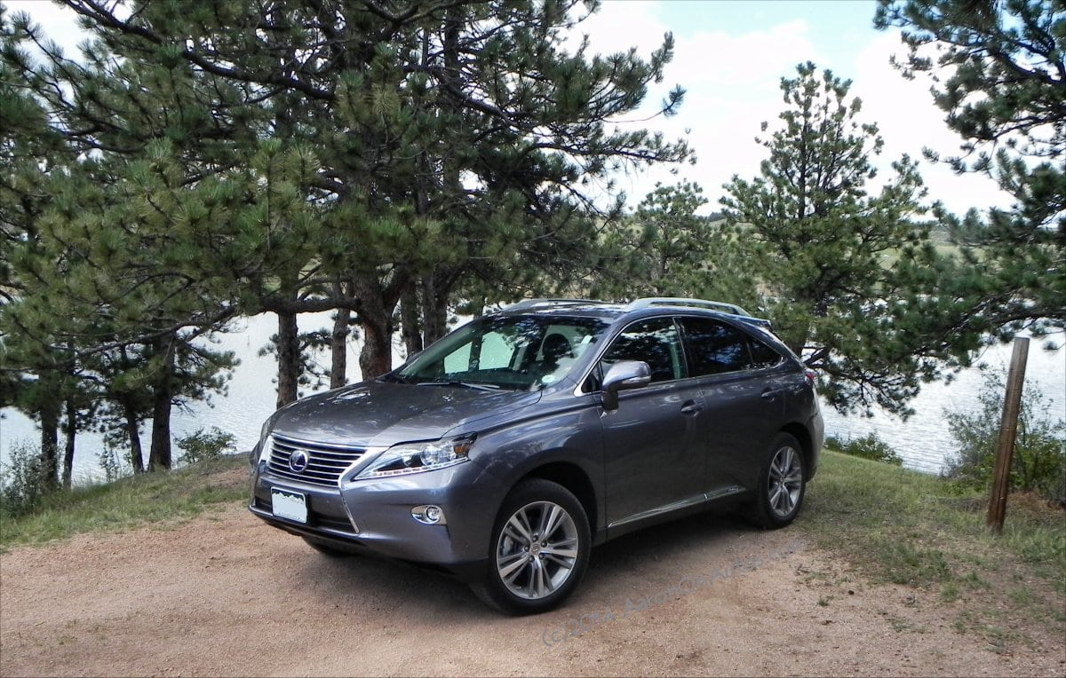 2015 Lexus RX 450h is fine-tuned hybrid luxury