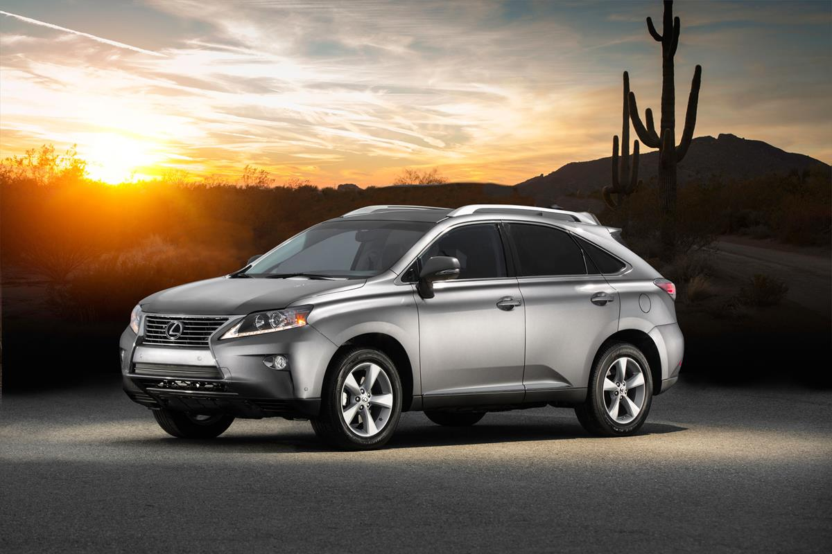 Refined ride: Lexus RX350 shows why this luxury crossover is so popular