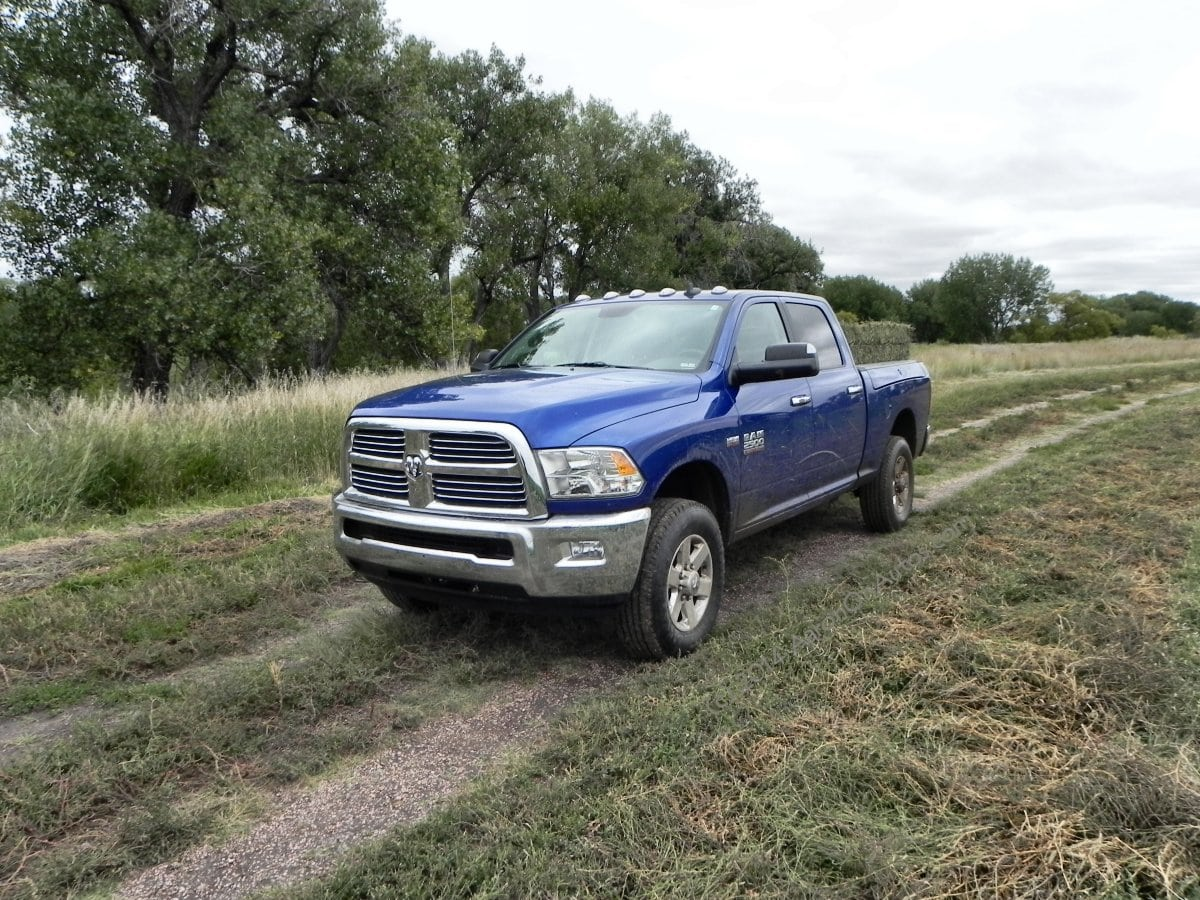 2014 Ram 2500 Big Horn – gettin the job done right