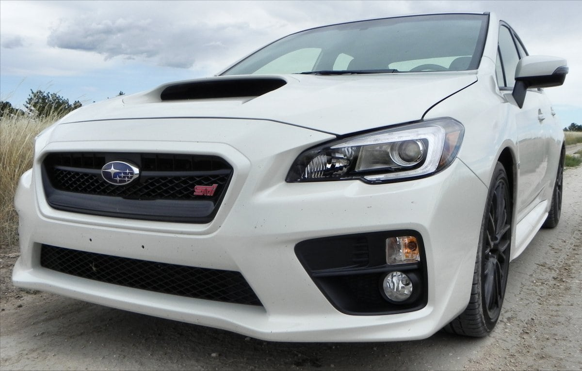 2015 Subaru WRX STi – Rally-loving Madness For 5