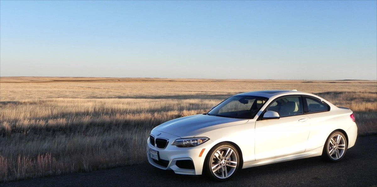 2014 BMW 228i – sporty, affordable, all BMW