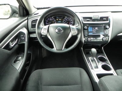 2014 Nissan Altima 25 Sv Is A Well Rounded Everyday Car
