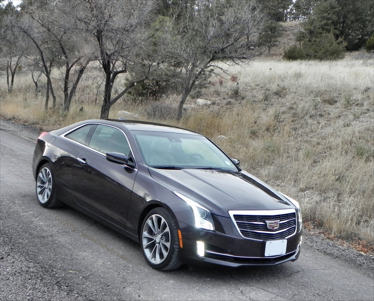 2015 cadillac ats coupe is 6 cylinders of posh good times carnewscafe. Black Bedroom Furniture Sets. Home Design Ideas
