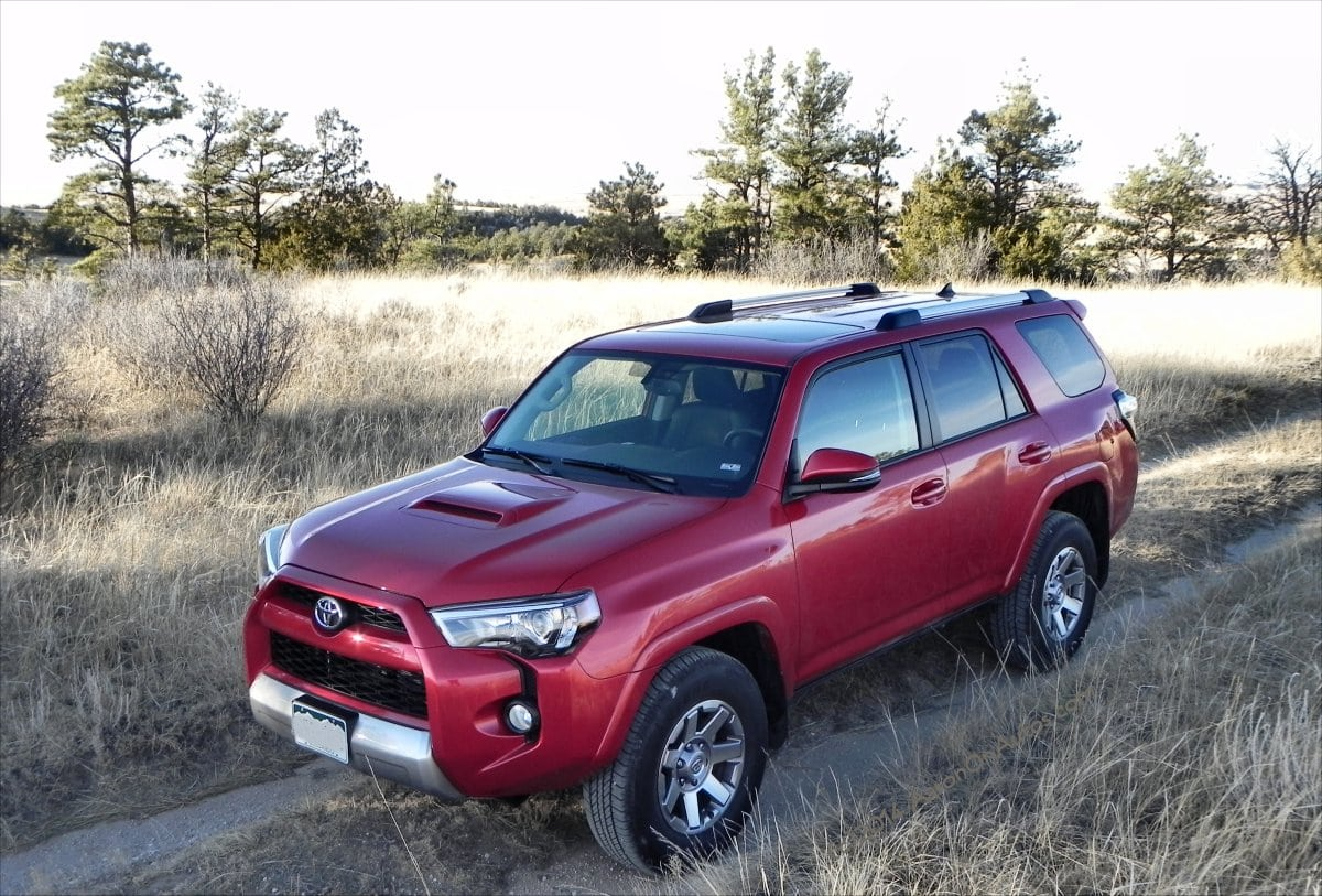 2015 toyota 4runner trail is still ready to go wherever. Black Bedroom Furniture Sets. Home Design Ideas