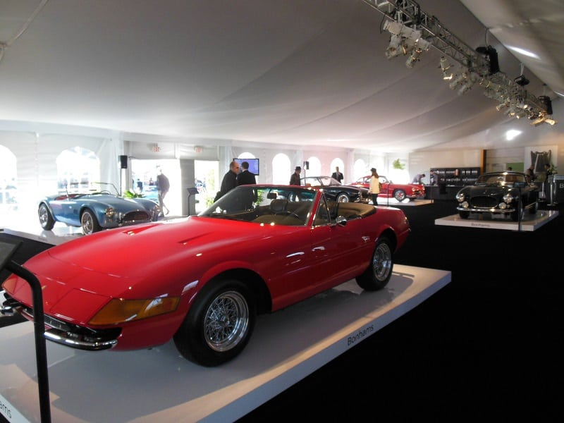 bonhams cars