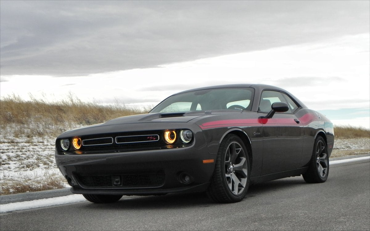 2015 Dodge Challenger R T Is Cruising Muscle