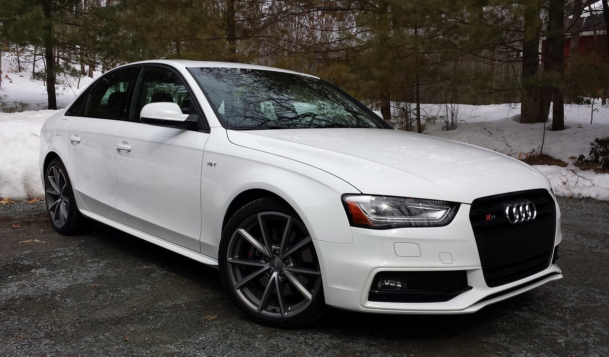 2015 Audi S4 3 0t Quattro It S Supercharged Old Sport