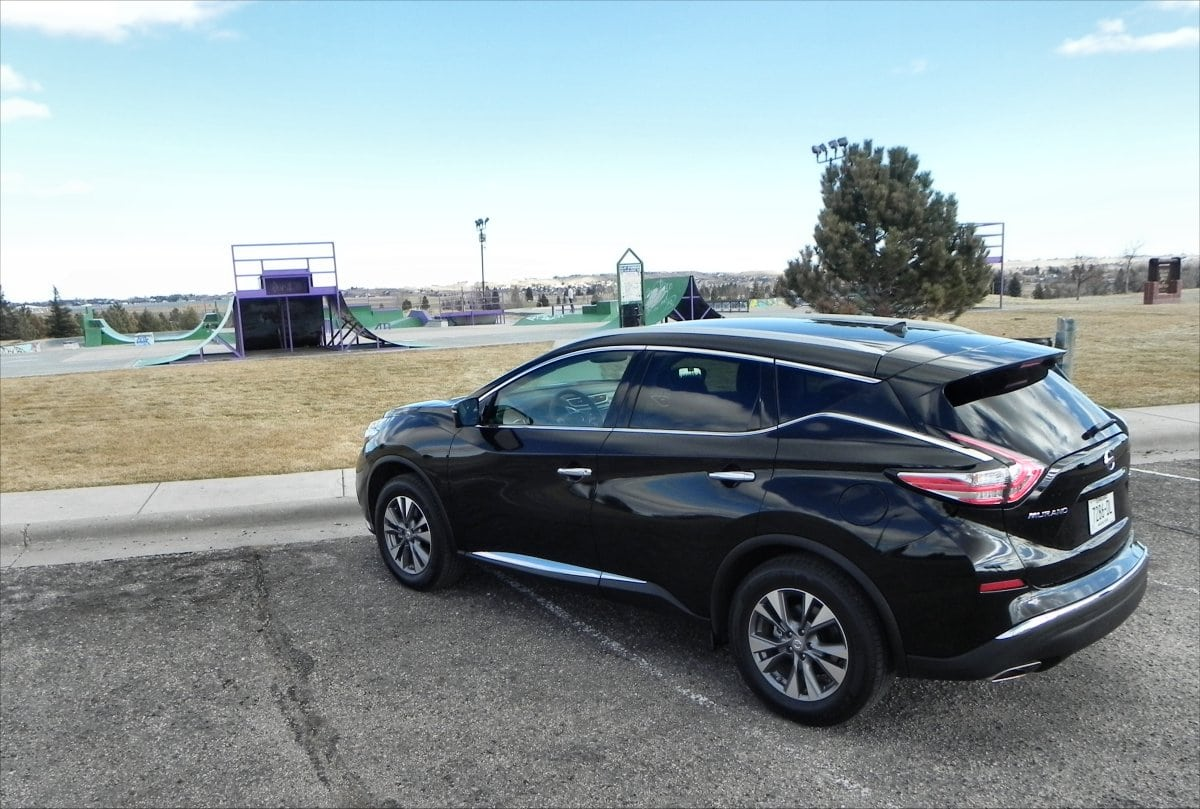 2015 Nissan Murano Is High Style For The Rest Of Us