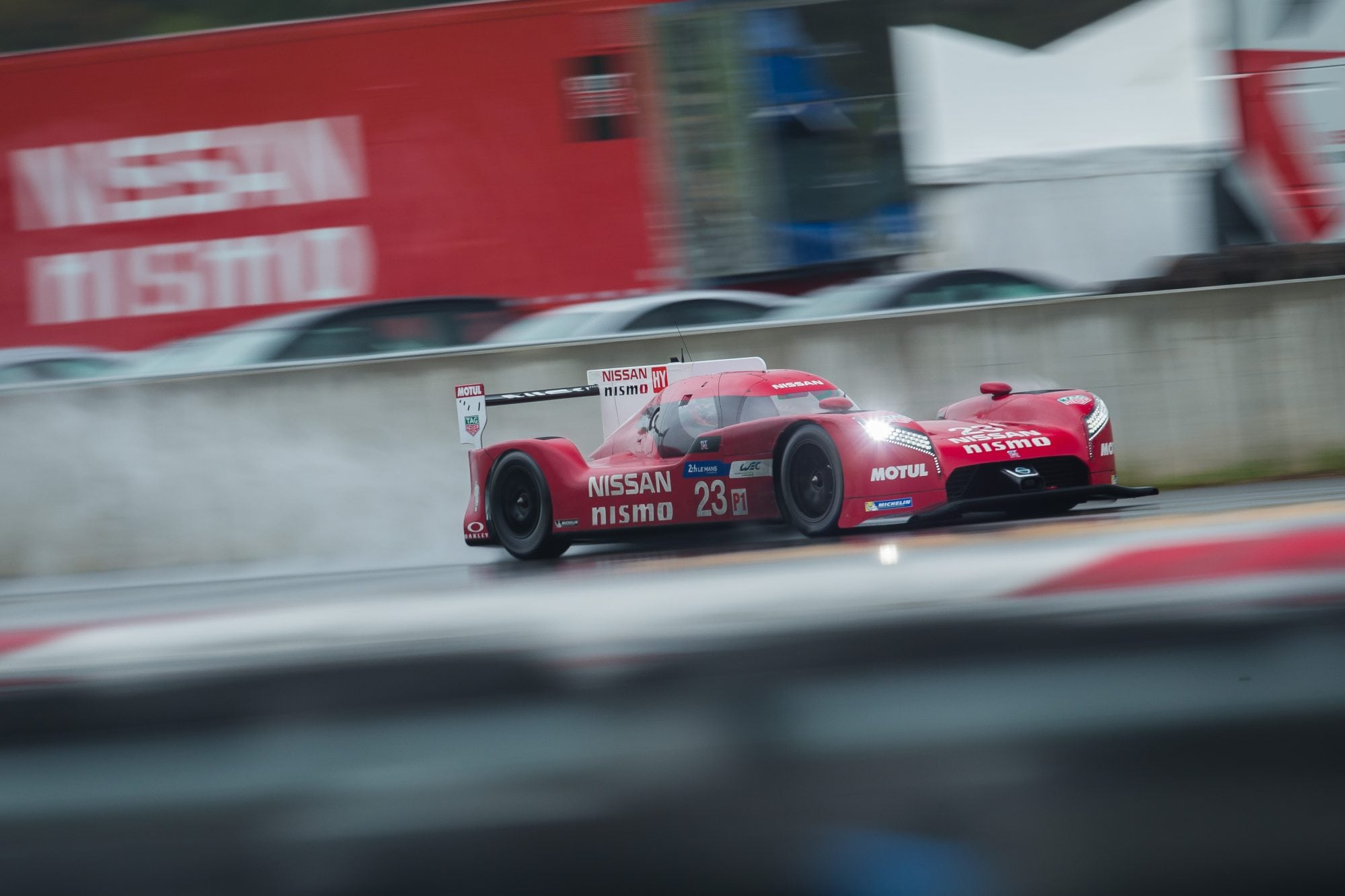 Nismo University Gt R Lm Nismo Test Video Released